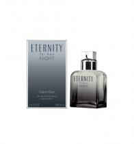 ETERNITY NIGHT 3.4 EDT SP FOR MEN