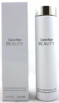 CK BEAUTY 6.7 BATH & SHOWER CREAM