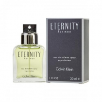 ETERNITY 1 OZ EDT SP FOR MEN