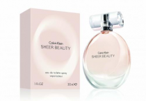 CK SHEER BEAUTY 1 OZ EDT SP