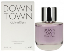 CK DOWNTOWN TESTER 3 OZ EDP SP FOR WOMEN