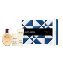 OBSESSION 3 PCS SET FOR MEN: 4 OZ SP
