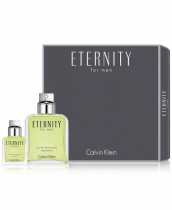 ETERNITY 2 PCS SET FOR MEN: 6.7 SP