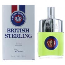 BRITISH STERLING 3.8 AFTER SHAVE SPLASH