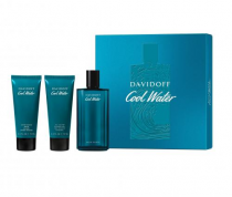 COOLWATER 3 PCS SET FOR MEN: 4.2 SP