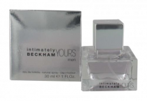 DAVID BECKHAM INTIMATELY YOURS 1 OZ EDT SP FOR MEN