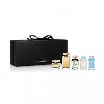 DOLCE & GABBANA 5 PCS MINI SET FOR WOMEN