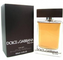 DOLCE & GABBANA THE ONE 3.4 EDT SP MEN