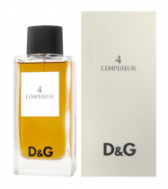 DOLCE & GABBANA # 4 L'EMPEREUR 3.3 EDT SP FOR MEN