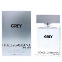 DOLCE & GABBANA THE ONE GREY 1.7 EAU DE TOILETTE INTENSE SPRAY FOR MEN