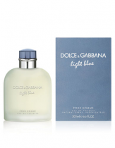 DOLCE & GABBANA LIGHT BLUE 6.7 EDT SP FOR MEN