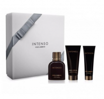 DOLCE & GABBANA INTENSO 3 PCS SET FOR MEN: 4.2 SP