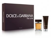DOLCE & GABBANA THE ONE 2 PCS SET FOR MEN: 3.3 SP