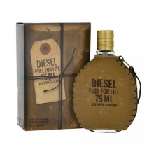 DIESEL FUEL FOR LIFE 2.6 EDT SP FOR MEN
