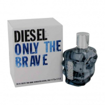 DIESEL ONLY THE BRAVE 2.5 EDT SP FOR MEN