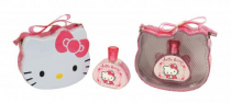 HELLO KITTY 3.4 EDT SP + METAL LUNCH BOX