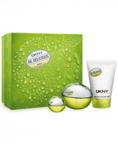 DKNY BE DELICIOUS 3 PCS SET: 3.4 SP