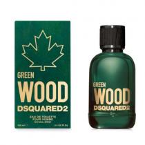 DSQUARED2 GREEN WOOD 3.4 EDT SP FOR MEN