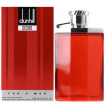 DUNHILL DESIRE RED 3.4 EAU DE TOILETTE SPRAY FOR MEN