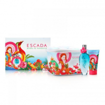 ESCADA BORN IN PARADISE 3 PCS SET: 3.4 EDT SP