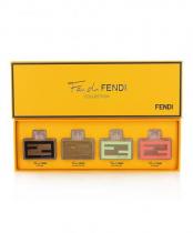 FAN DI FENDI 4 PCS MINI SET: EXTREME 4ML EDP + CLASSIC 4 ML EDP + EAU FRAICHE 4 ML EDT + BLOSSOM 4 ML EDT