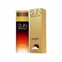 FRANK OLIVIER SUN ROYAL OUD 2.5 EAU DE PARFUM SPRAY FOR MEN