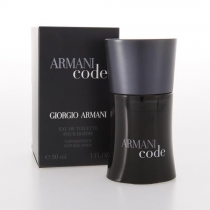 ARMANI CODE 1 OZ EAU DE TOILETTE SPRAY FOR MEN