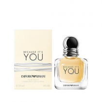 EMPORIO ARMANI BECAUSE IT'S YOU 1 OZ EDP SP