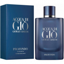 ACQUA DI GIO PROFONDO 4.2 EDP SP FOR MEN