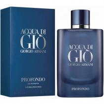 ACQUA DI GIO PROFONDO 4.2 EAU DE PARFUM SPRAY FOR MEN