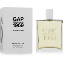 GAP 1969 3.4 EDT SP FOR WOMEN