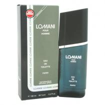 LOMANI 3.4 EAU DE TOILETTE SPRAY FOR MEN