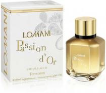 LOMANI PASSION D'OR MAGNET 3.3 EAU DE TOILETTE SPRAY FOR WOMEN
