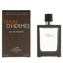 TERRE D'HERMES 1 OZ EAU DE TOILETTE SPRAY FOR MEN