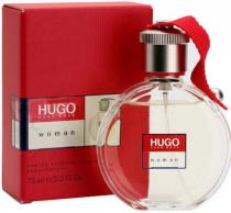 HUGO BOSS RED 2.5 EDT SP FOR WOMEN