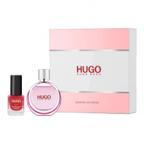 HUGO WOMAN EXTREME 2 PCS SET: 1 OZ SP