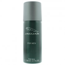 JAGUAR CLASSIC 5 OZ BODY SPRAY FOR MEN (GREEN)
