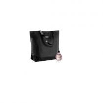 JIMMY CHOO 3 PCS SET: 3.4 EDP SP + TOTE BAG