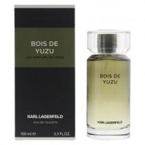 LAGERFELD BOIS DE YUZU 3.4 EAU DE TOILETTE SPRAY FOR MEN