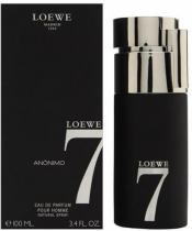 LOEWE 7 ANONIMO 3.4 EAU DE PARFUM SPRAY FOR MEN