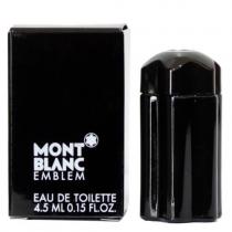 MONT BLANC EMBLEM 4.5 ML EDT MINI FOR MEN