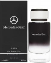 MERCEDES-BENZ INTENSE 4 OZ EAU DE TOILETTE SPRAY FOR MEN