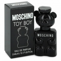 MOSCHINO TOY BOY 0.17 OZ EAU DE PARFUM MINI