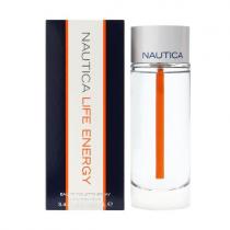 NAUTICA LIFE ENERGY 3.4 EAU DE TOILETTE SPRAY