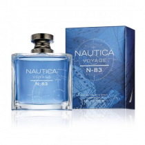 NAUTICA VOYAGE N-83 3.4 EAU DE TOILETTE SPRAY FOR MEN