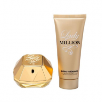 PACO LADY MILLION 2 PCS SET: 2.7 SP (METAL BOX)
