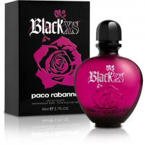 PACO BLACK XS 2.7 EDT SP FOR WOMEN (OLD PACKAGING)