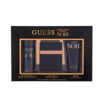 GUESS SEDUCTIVE NOIR HOMME 3 PCS SET: 3.4 SP (WINDOW BOX)