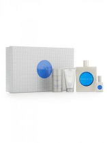 PERRY ELLIS COBALT 4 PCS SET: 3.4 SP