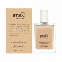 PHILOSOPHY PURE GRACE NUDE ROSE 2 OZ EDT SP